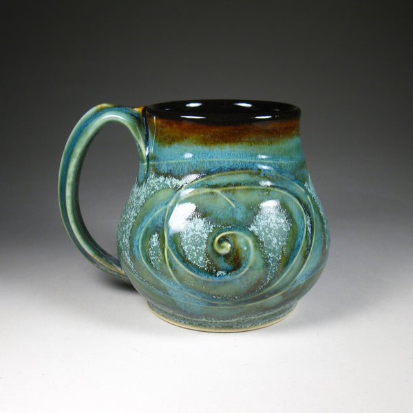Large Mug - Green Short