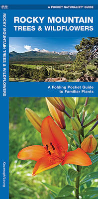 Pocket Guide Rocky Mountain Trees & Wildflowers