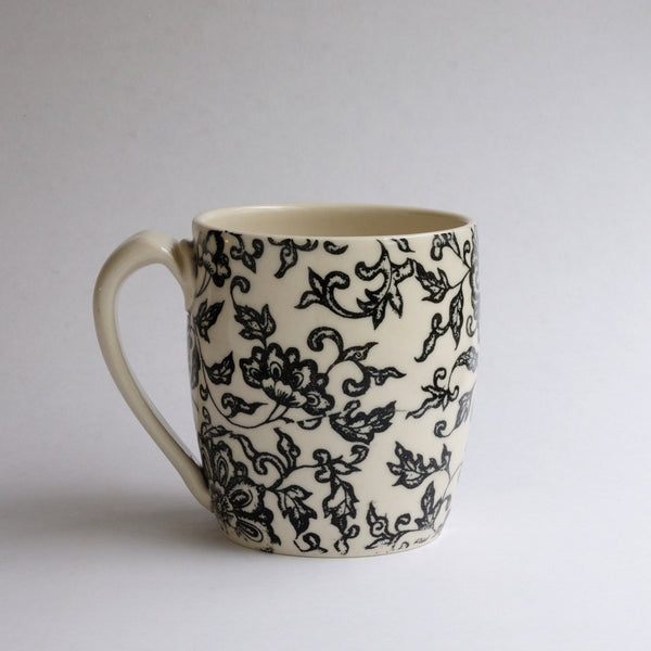 Tall Porcelain Mug 20-84