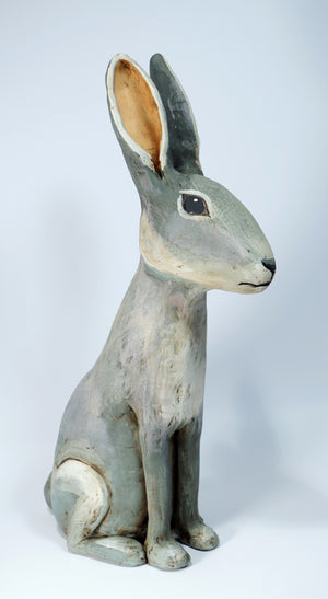 Seated Hare