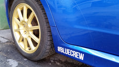 #Bluecrew Decal (Free Shipping!)
