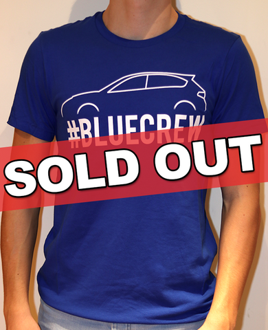 #BLUECREW T-Shirt
