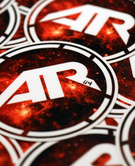 Dragonfish AR12 Stickers