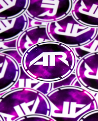 Pink Lake AR12 Stickers