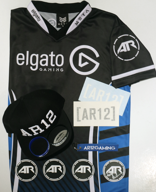 The AR12 Racing Gift Bundle