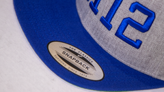 AR12 Snapback [Blue Edition]