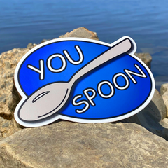 Spoon Stickers