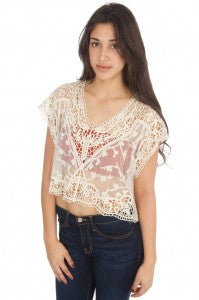 Flying Tomato Real Romantic Top
