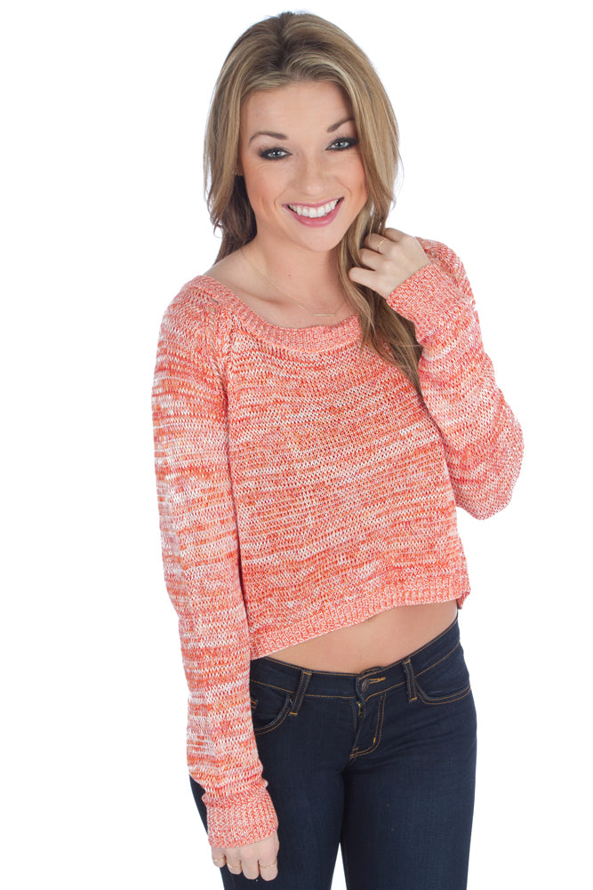 Sunset Fancy Sweater