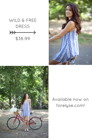 Wild and Free summer dresses