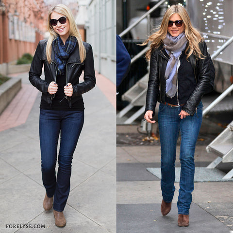 Jennifer Aniston outfit look alike