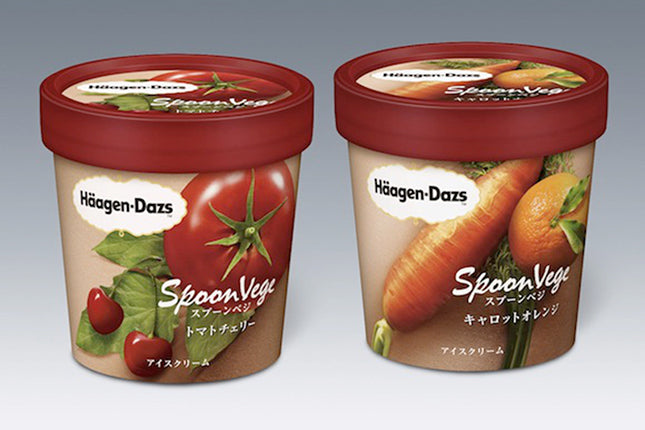 Veggie Ice Cream