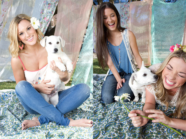 Puppy Love Lookbook