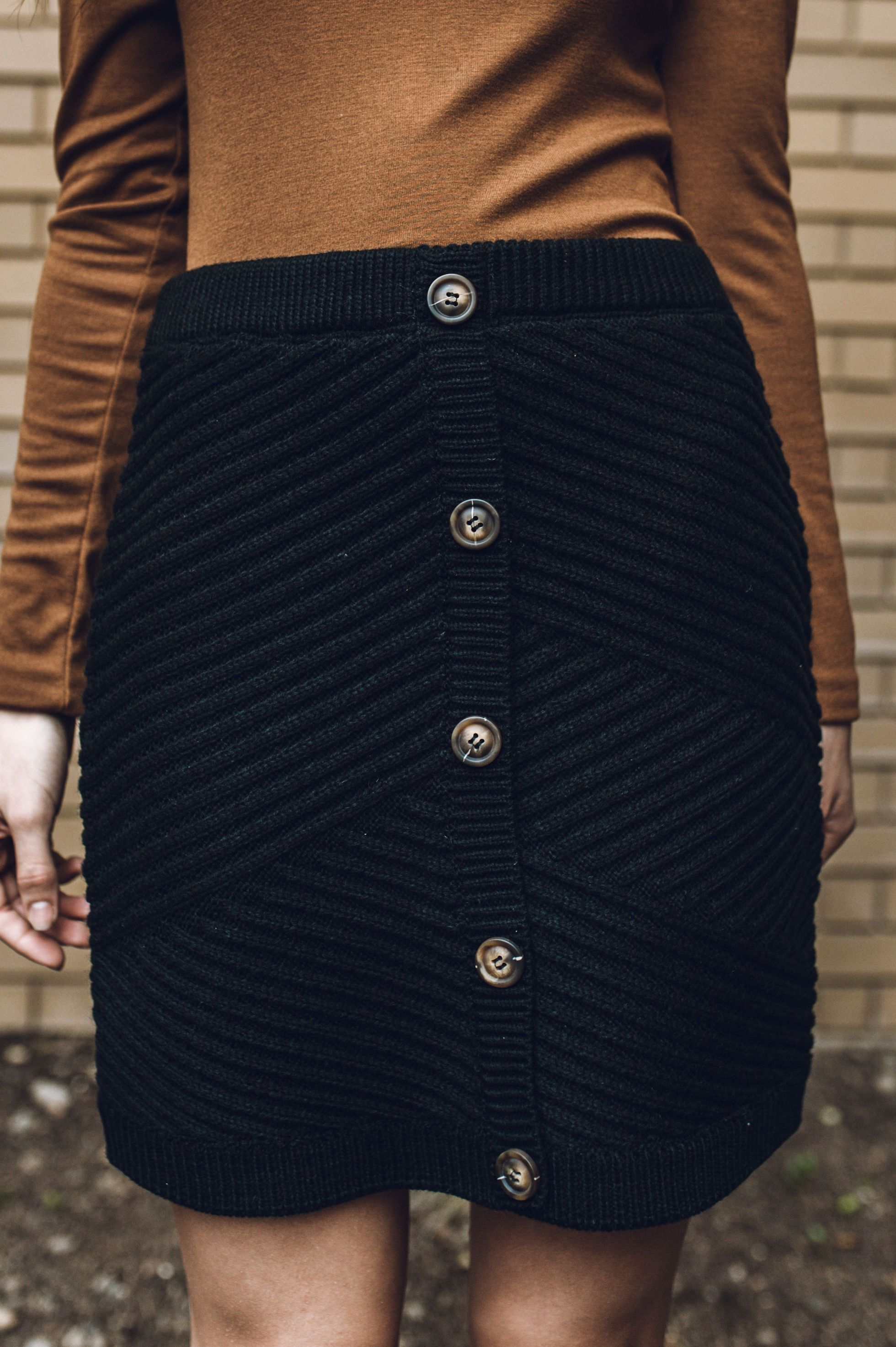 Live In The Moment Skirt
