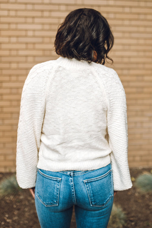 Recognition Knit Sweater
