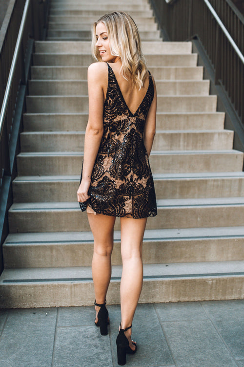 Hope You Dance Lace Dress