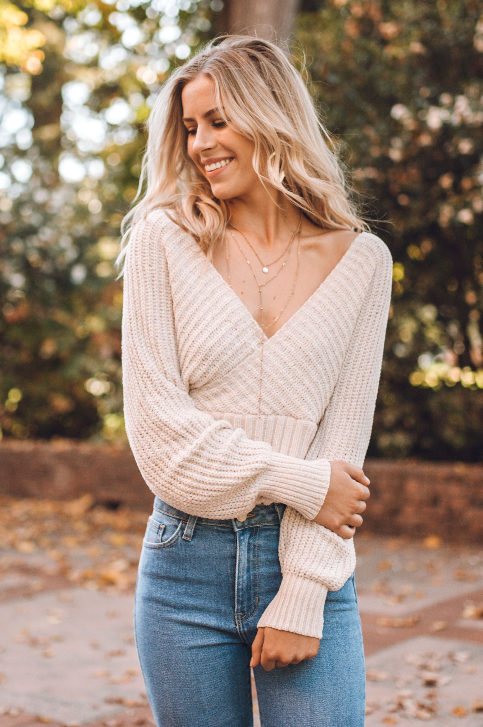 Don't Miss A Good Thing Sweater