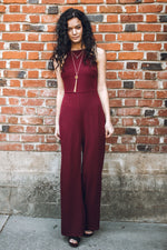 Eternal Scallop Jumpsuit