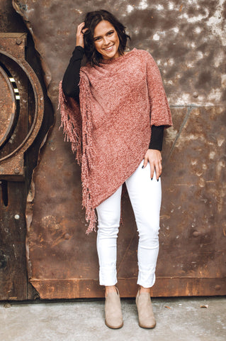 Balloon Sleeve Pullover