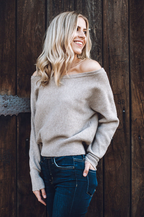 Mountain Time Sweater