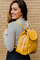 Follow The Sunshine Backpack