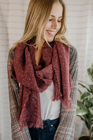Keep It Cozy Scarf