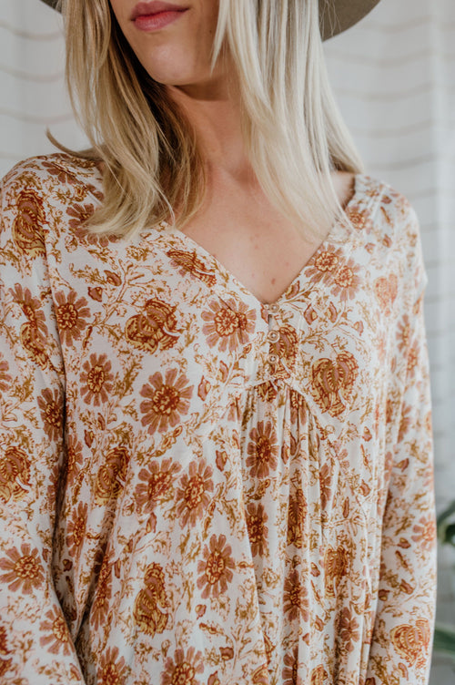 Olivia's Fall Favorite Tunic