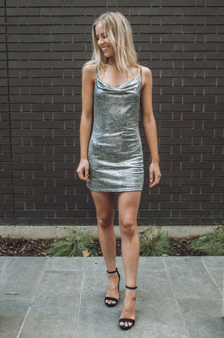 Champagne Showers Dress