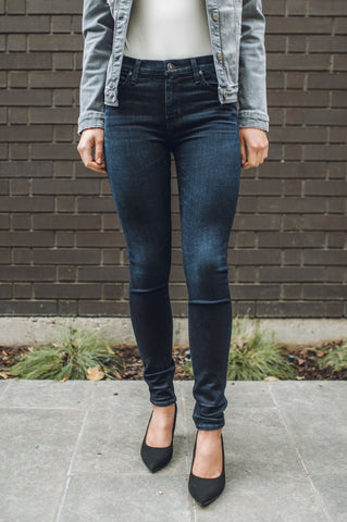 Tess Ripped Vintage Denim