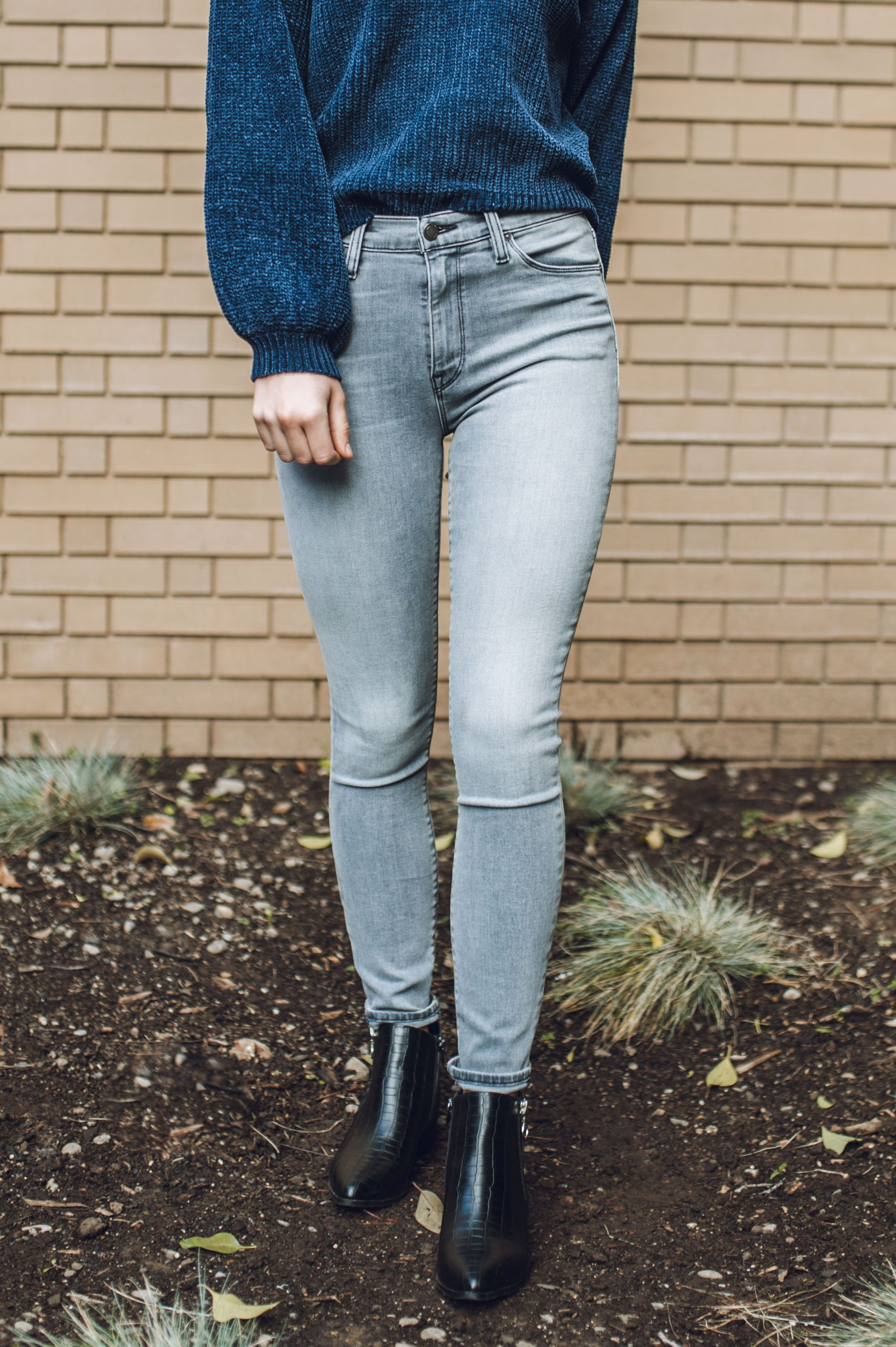 Izzy High Waisted Jeans