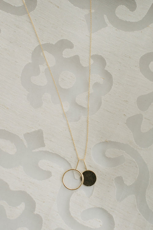 Perfect Pair Necklace