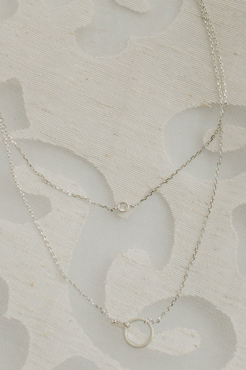 You & I Layered Necklace