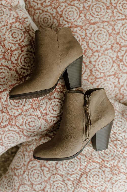 So Alive Booties