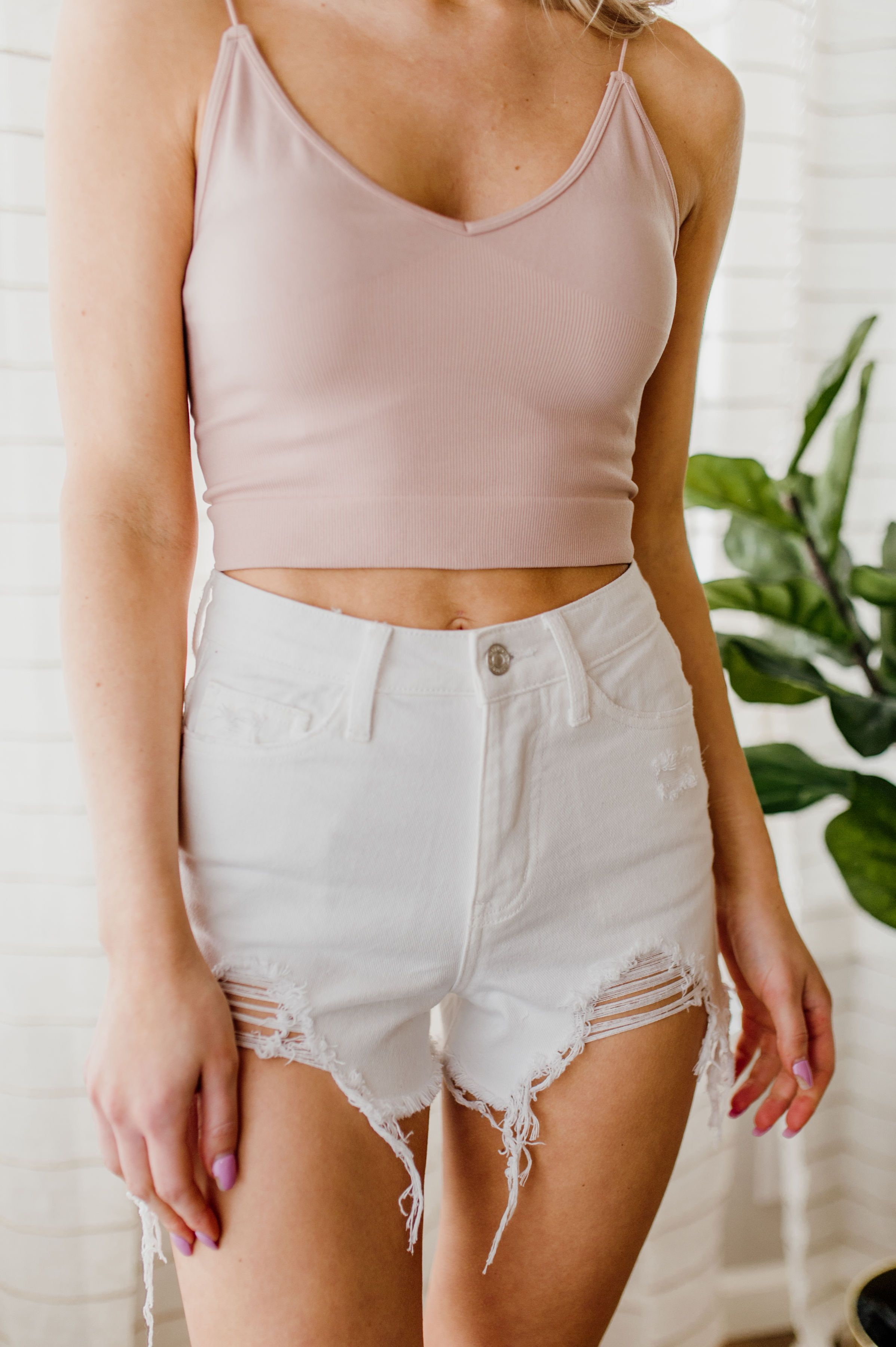 Mila High Rise Short