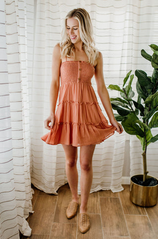 Classic Sweetheart Dress