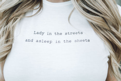 Lady In The Streets
