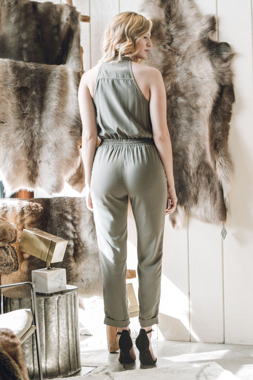 Moonshadow Jumpsuit