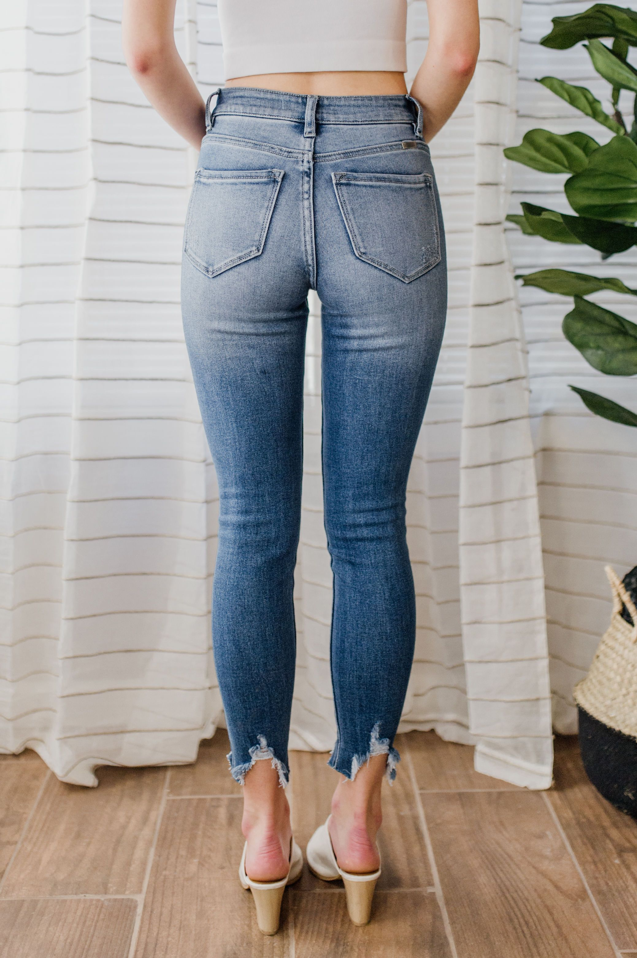 True Love High Rise Skinny