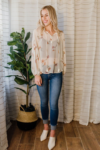 Go With The Flow Blouse