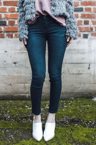 Chrissy High Rise Jeans