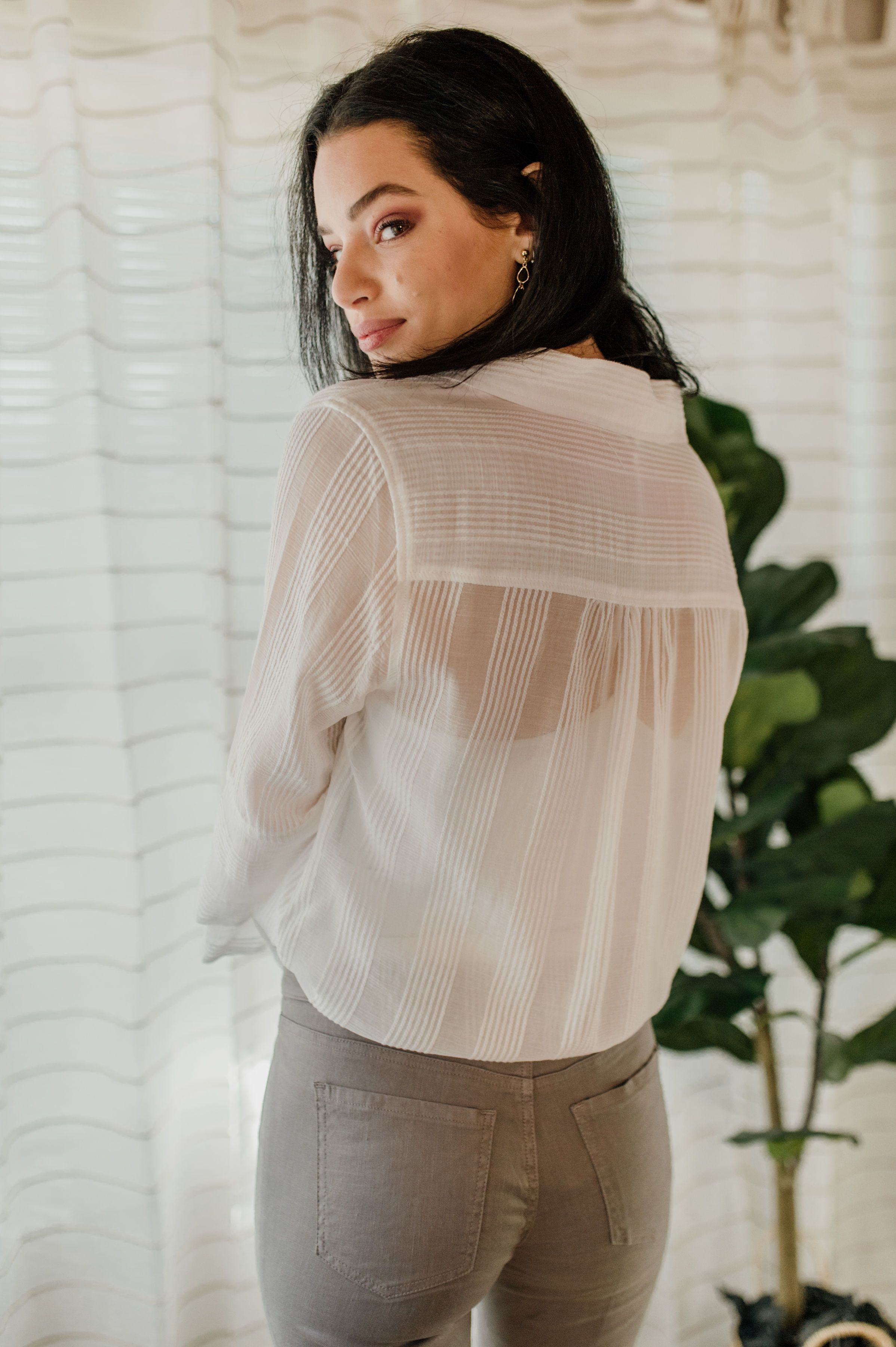 Wild Wishes Blouse