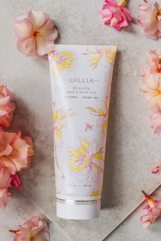 Lollia Peony & White Lily Soap Bar
