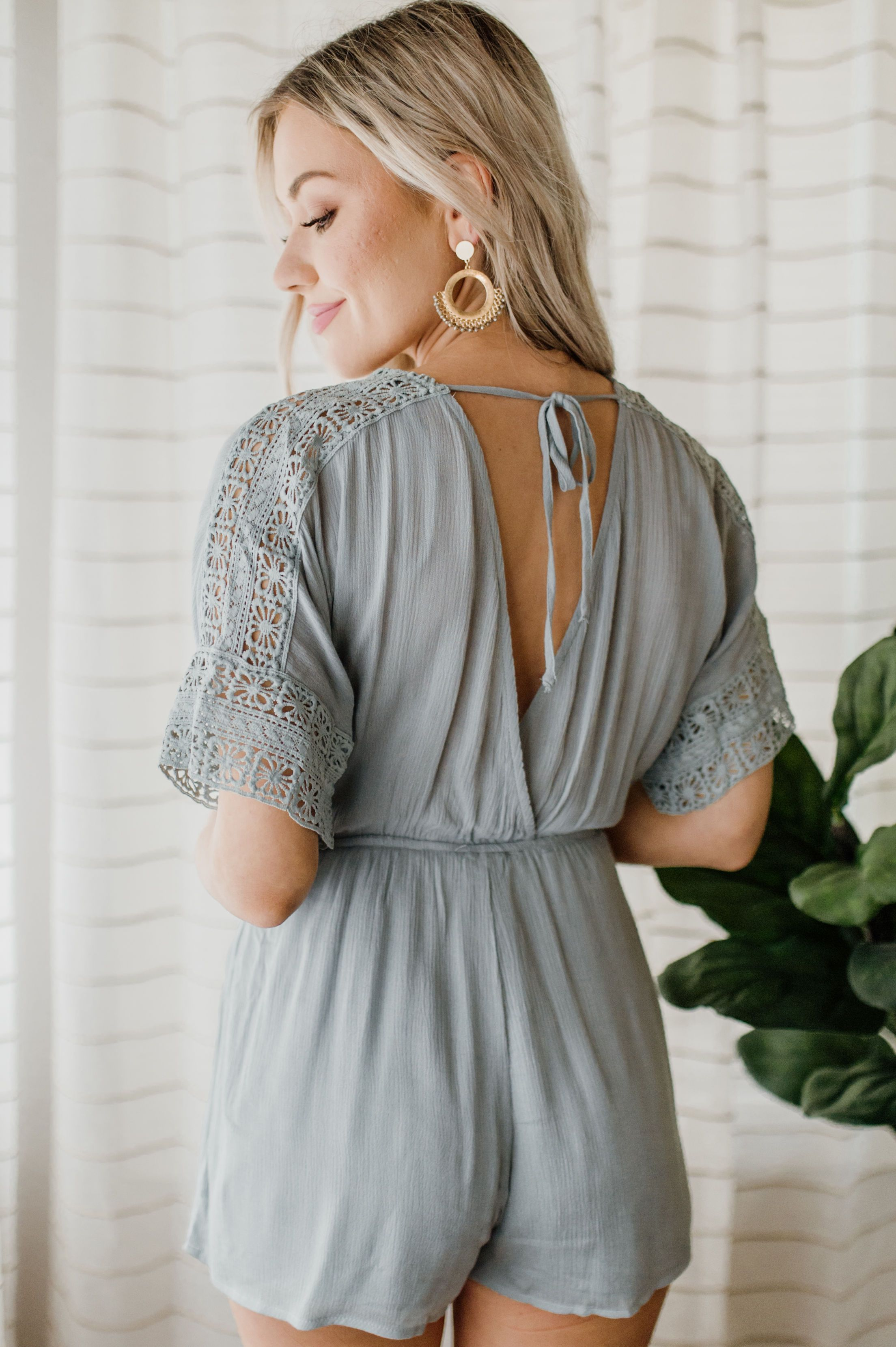 Summer Is Coming Romper