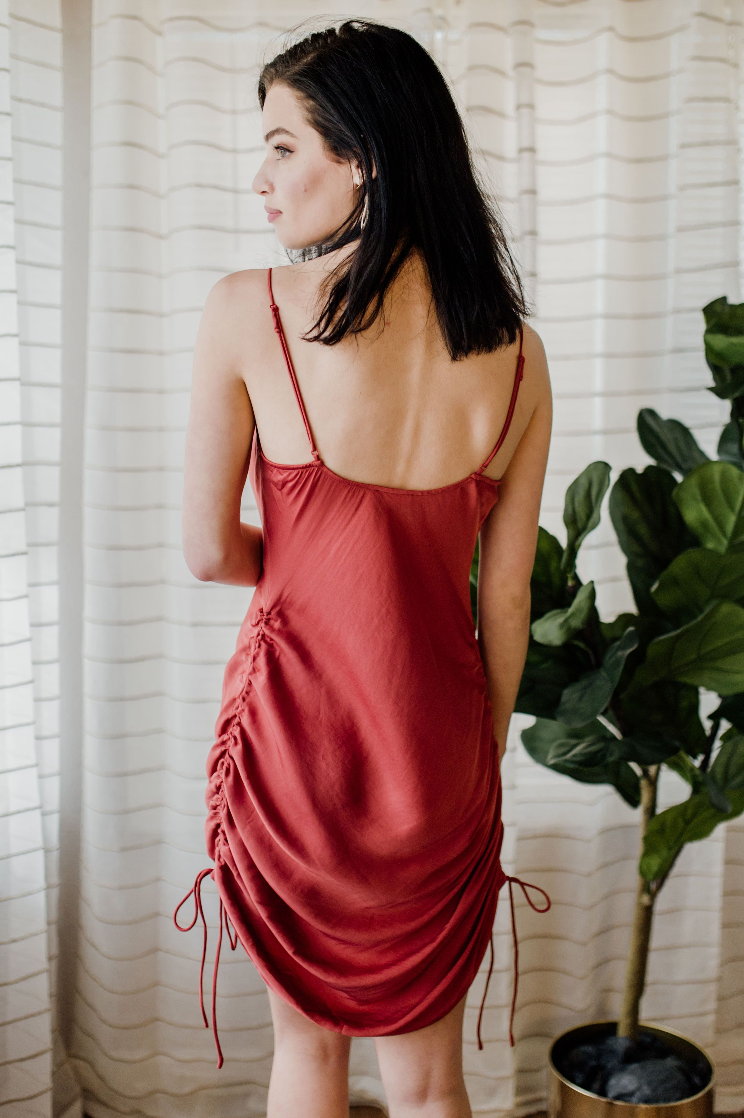 The Night Out Slip Dress