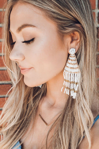 Boho In Bali Earrings