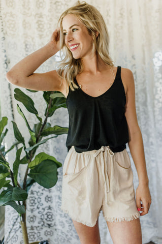 Bree Relaxed Short