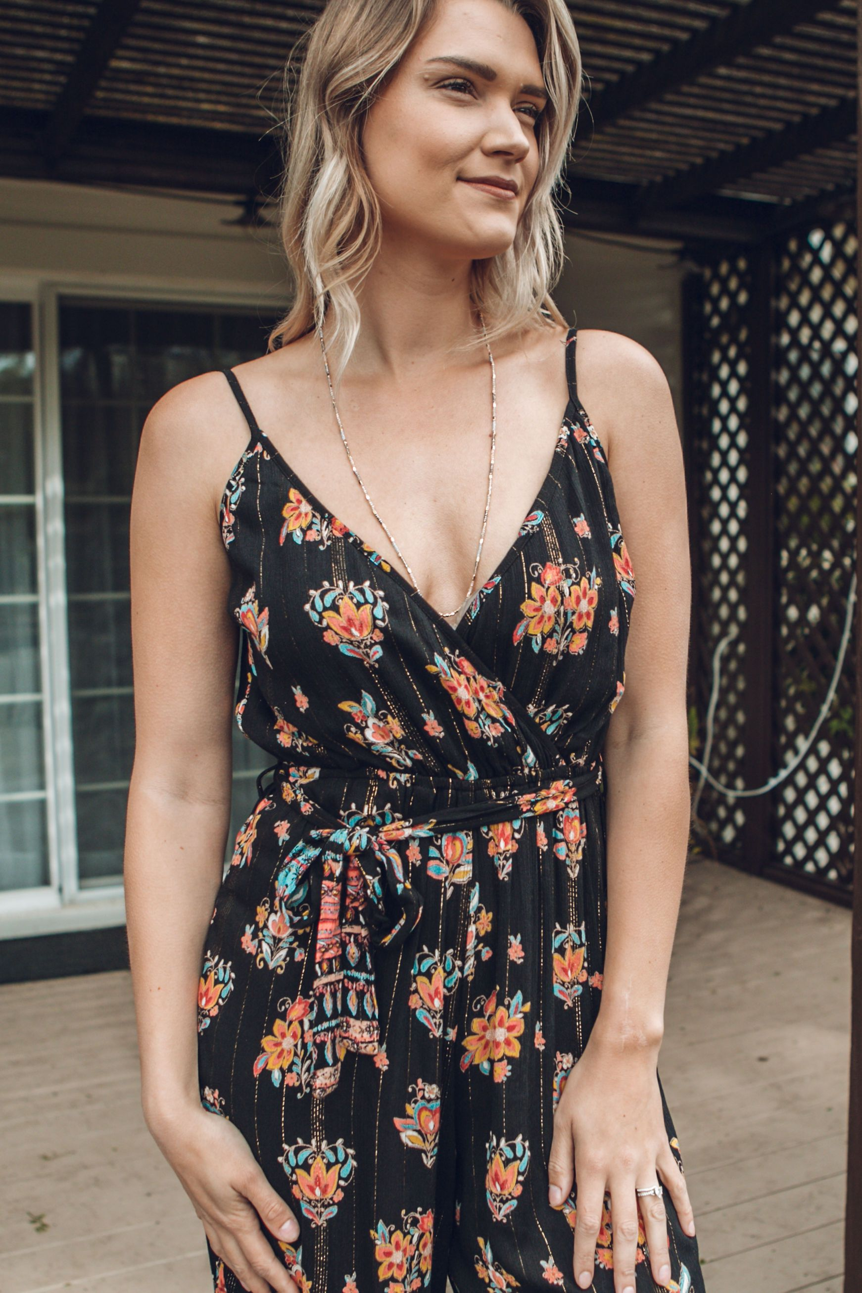 Cute As Can Be Jumpsuit