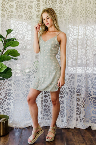 Exclusively Yours Wrap Dress