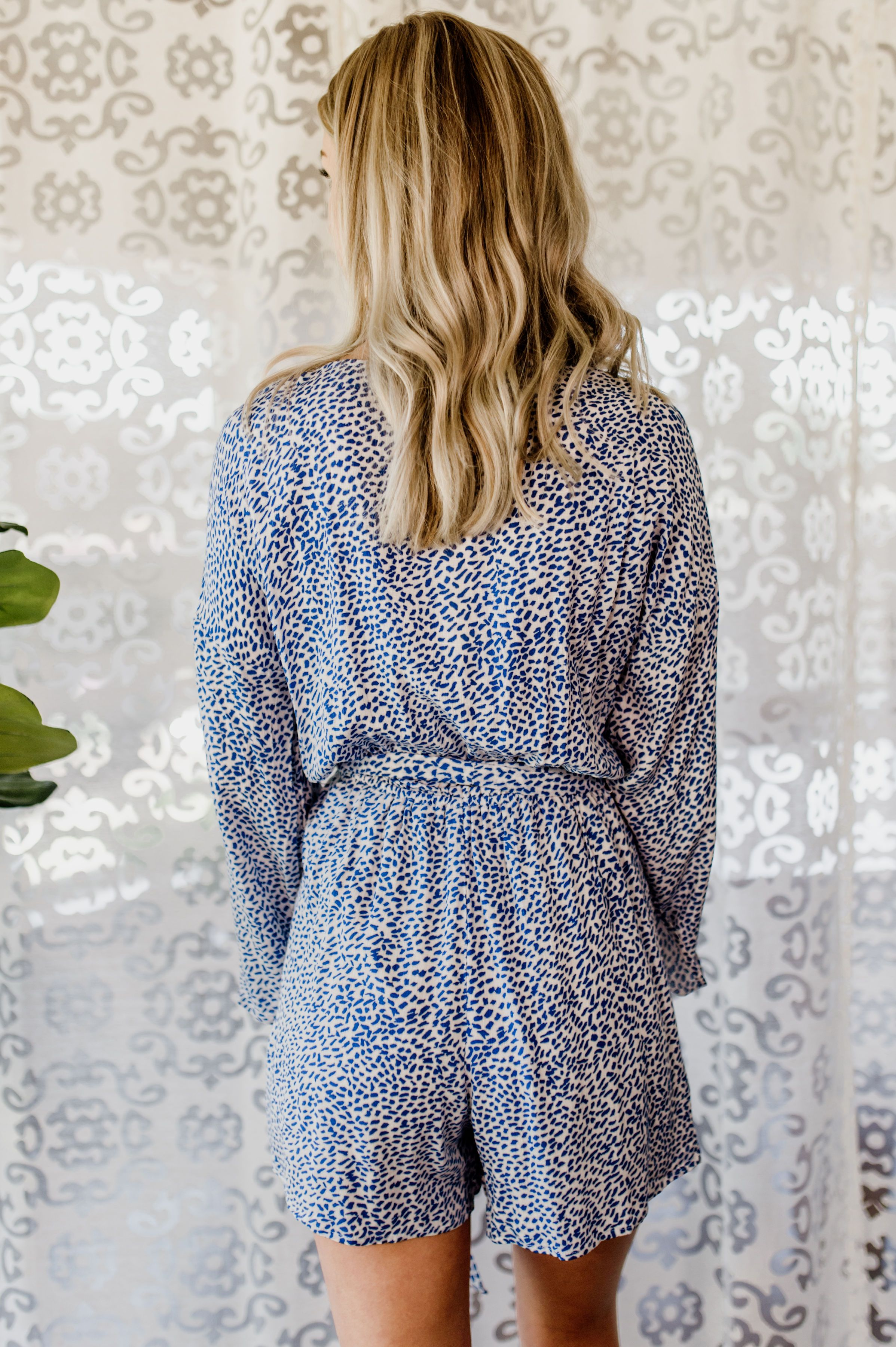 Lucy in the Sky Romper
