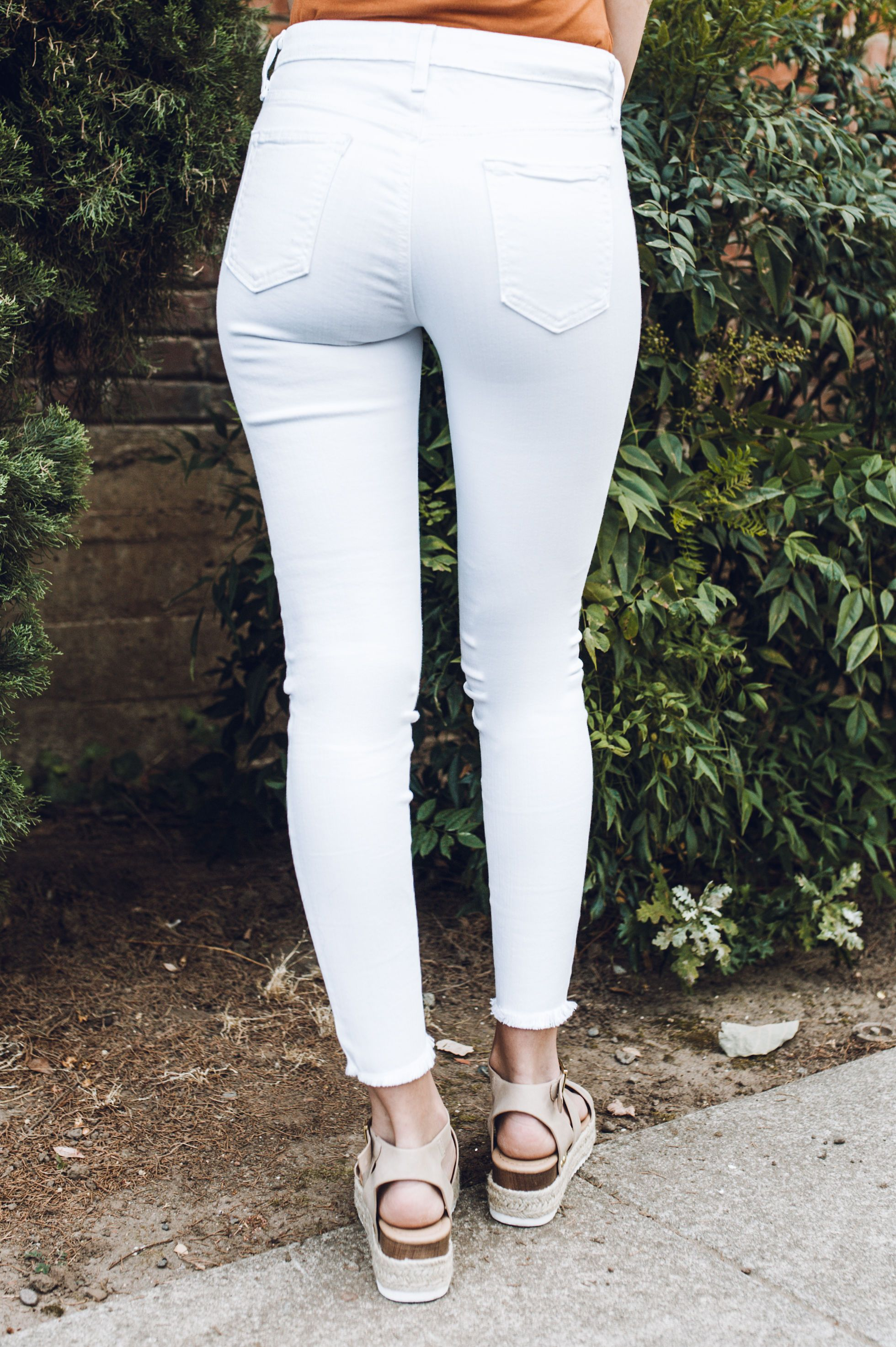 Jessica's High Rise Jeans